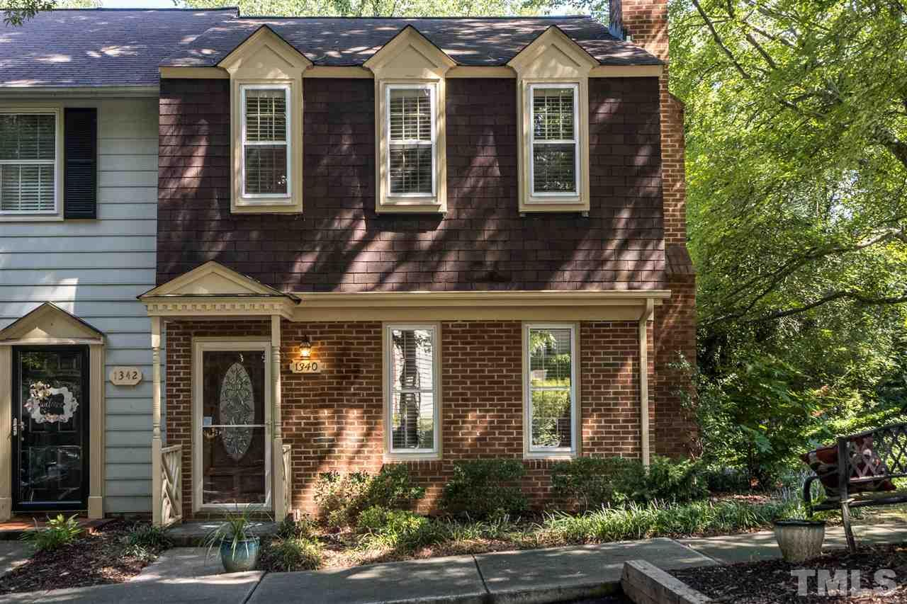 1340 DYLAN HEATH COURT, RALEIGH, NC 27608 – Smart Choice Realty