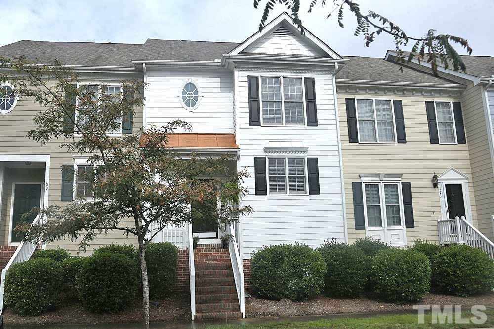 111 MADISON GROVE PLACE, CARY, NC 27519