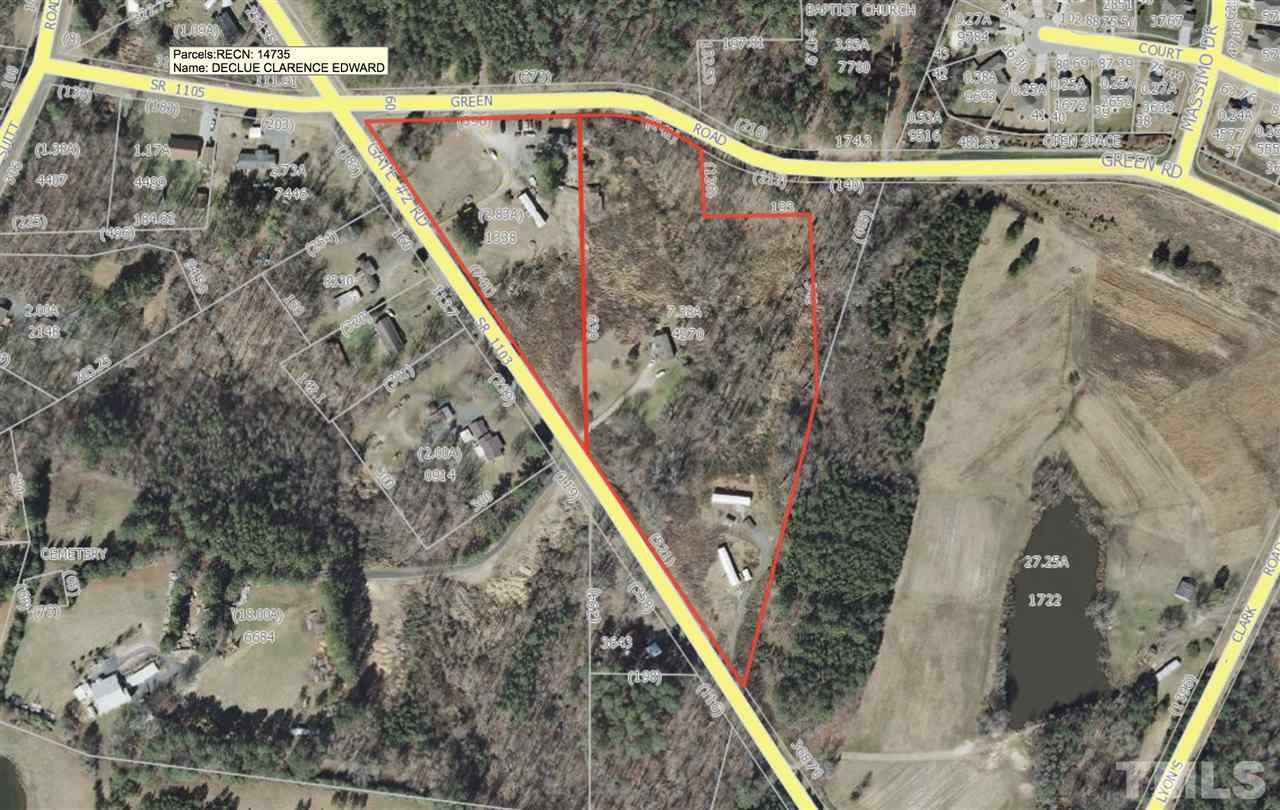 Property for sale at 1702 Gate 2 Road, Creedmoor,  North Carolina 27522