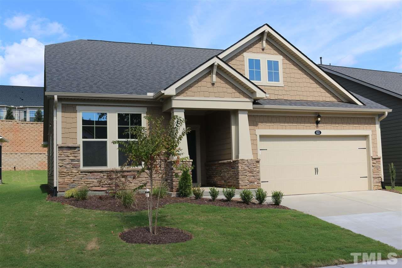 Custom Homes from the 400s - 500s - Triangle Builders Guild
