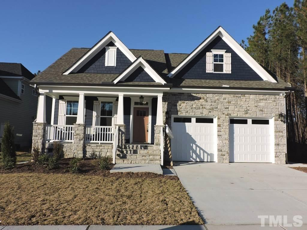 315 Cedar Pond Court, Glenmere, Knightdale NC (Homesite 326) - $359,900