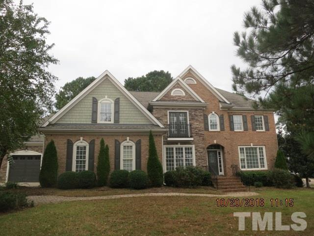 Property for sale at 12533 Richmond Run Drive, Raleigh,  NC 27614