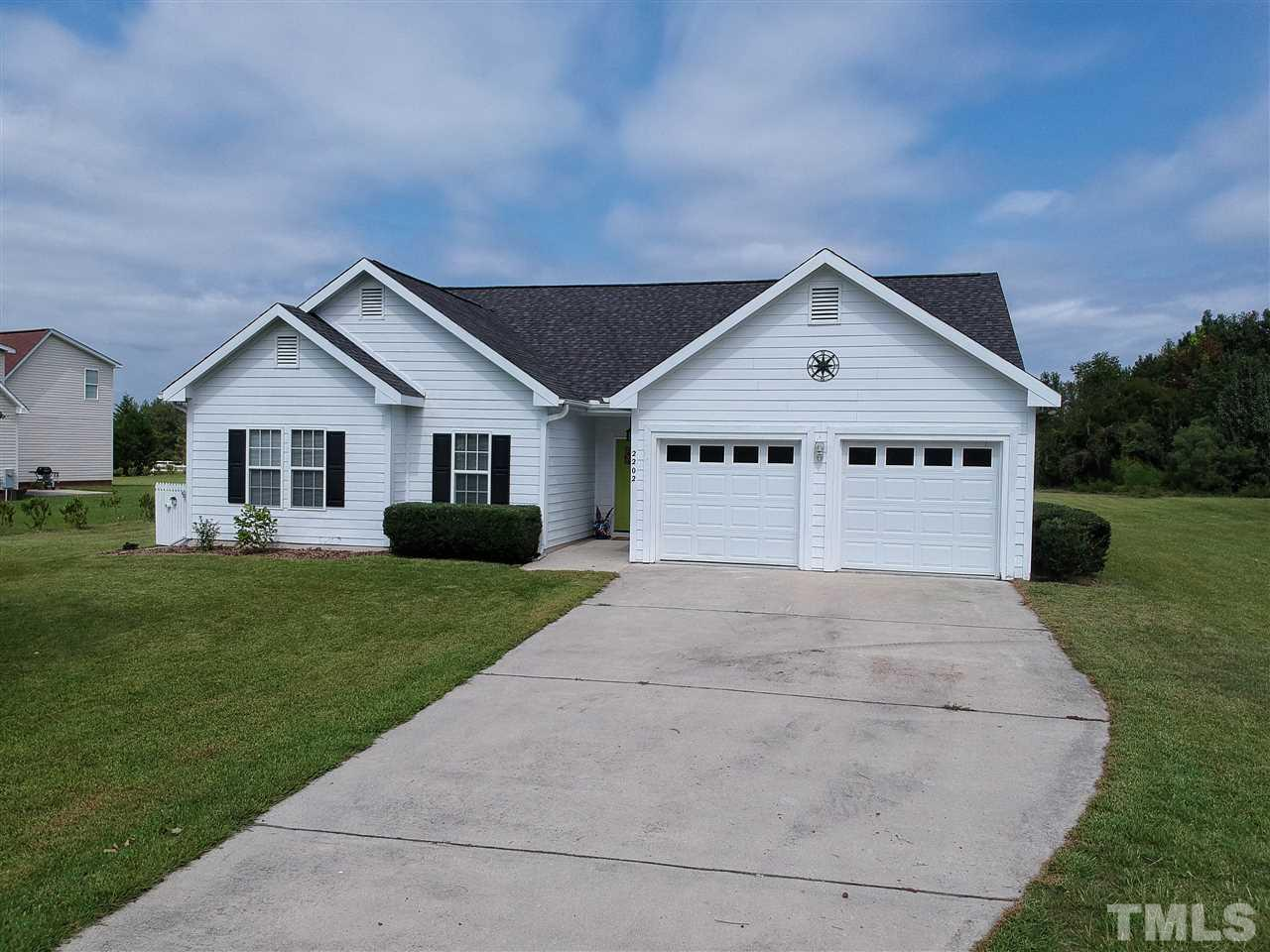 2202 Mt Pleasant Road Willow Spring(s), NC 27592 2215847