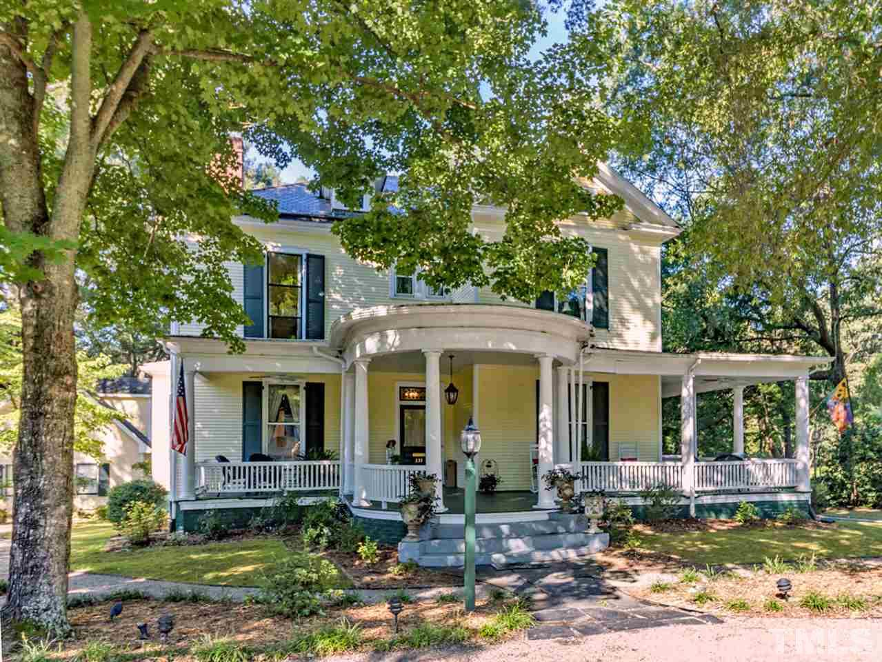 Property for sale at 331 NORTH MAIN Street, Warrenton,  NC 27589