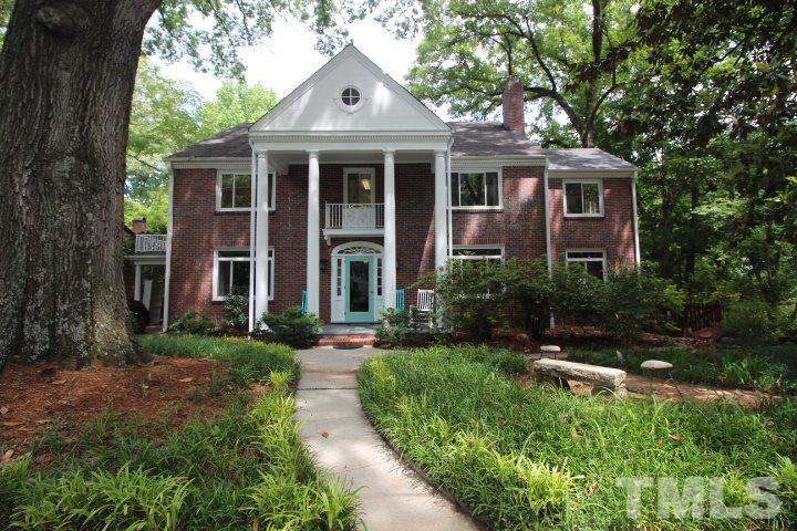 Image of residential property at Forest Hills, Durham, NC