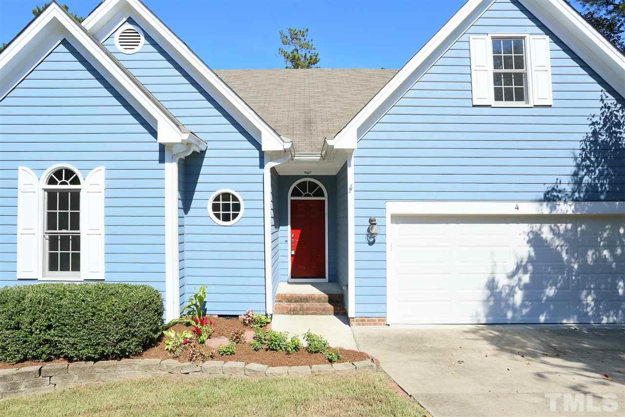 Property for sale at 4 Geneva Court, Durham,  NC 27713