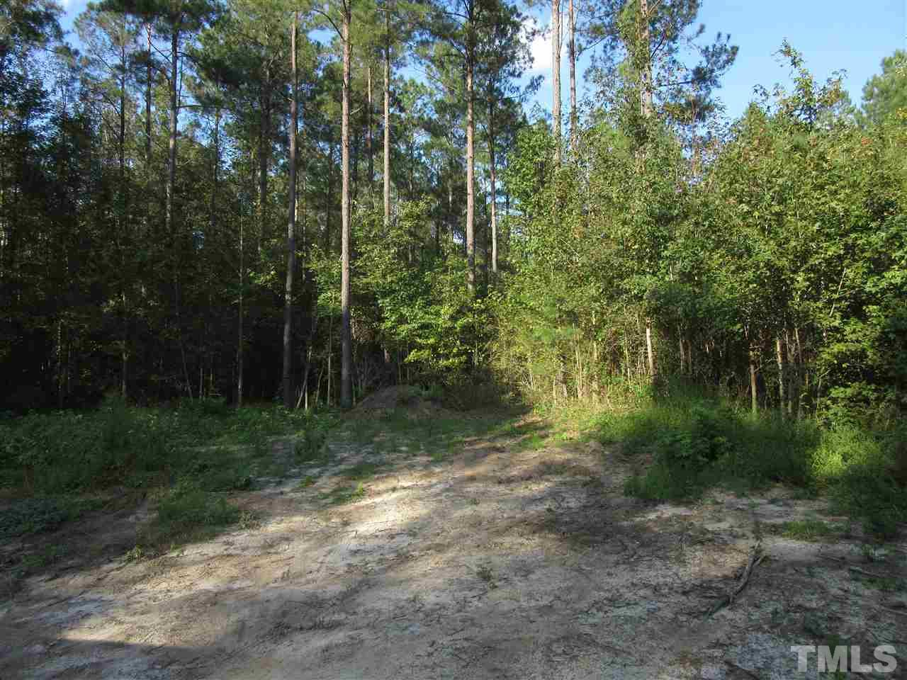 Property for sale at Tract 2 Antioch Church Road, Middlesex,  NC 27557