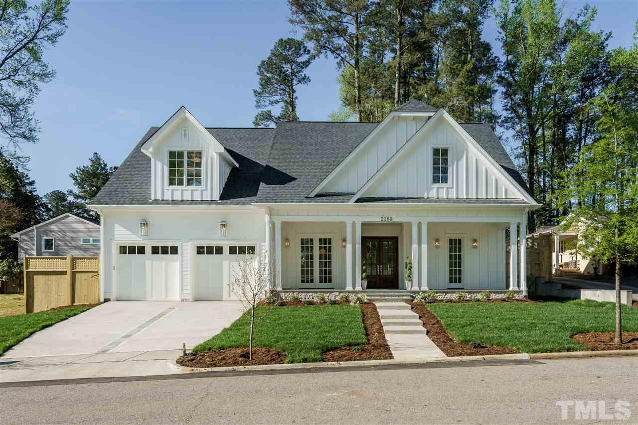 2105 DUNHILL DRIVE, RALEIGH, NC 27608