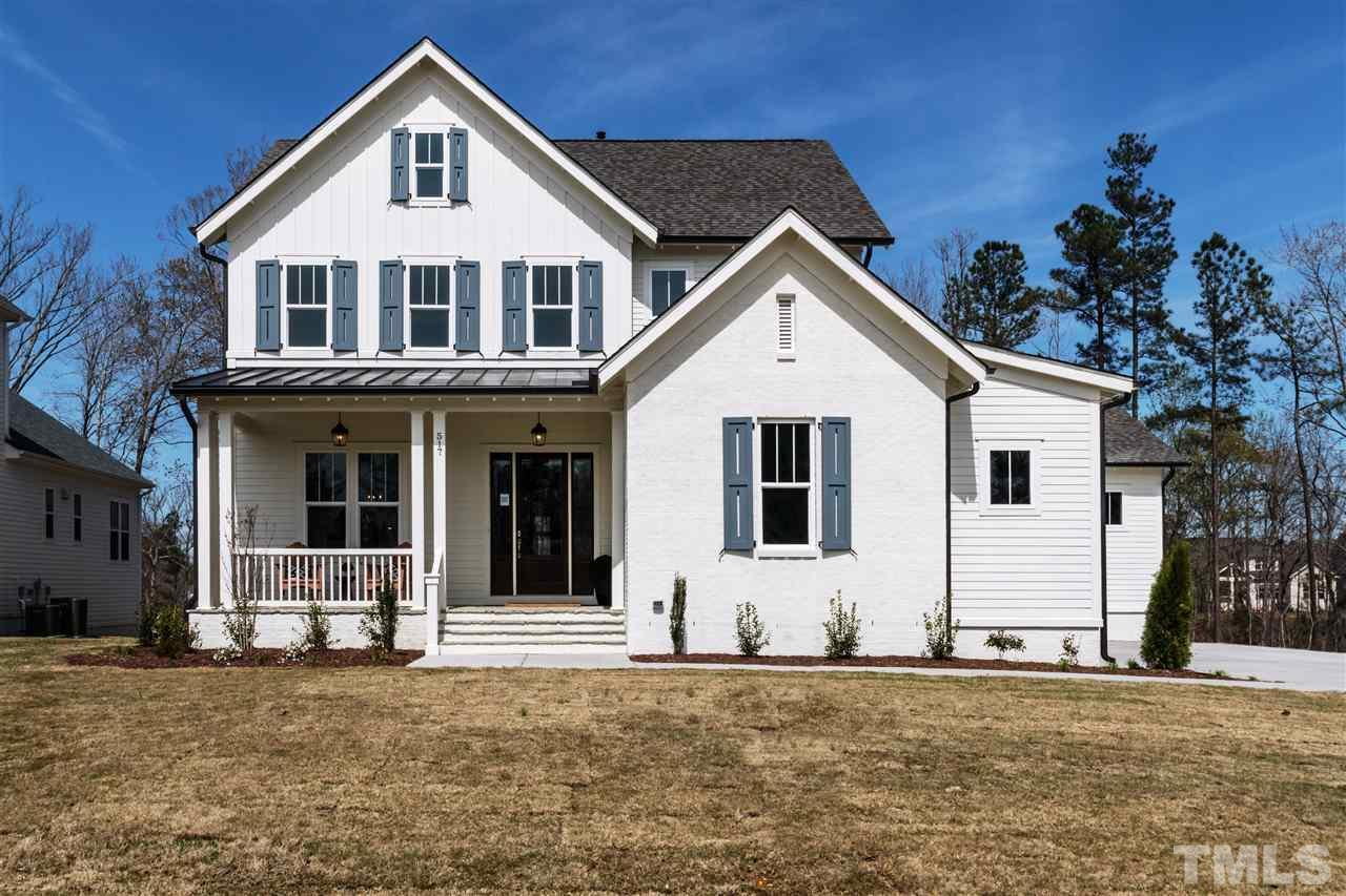 Attention-grabbing Model Home personifies Classic Style & Understated Elegance. No short-lived design trends here - this one is TIMELESS. Outside, enjoy lush wooded & sweeping Fairway views. Special Home Features incl Jaw-Dropping Screened Porch, Expansive Main Fl Master w Spa Bath + Killer Closet, 10' Ceilings, Stunning Hardwoods, Kitchen + Butlers Pantry for TRUE ENTERTAINING, Abundant Trim throughout. 3-Car Garage. Convenient & Spacious Unf Walk-in Storage off 2nd Fl Rec Rm.  Walk to Pool & Dog Park!