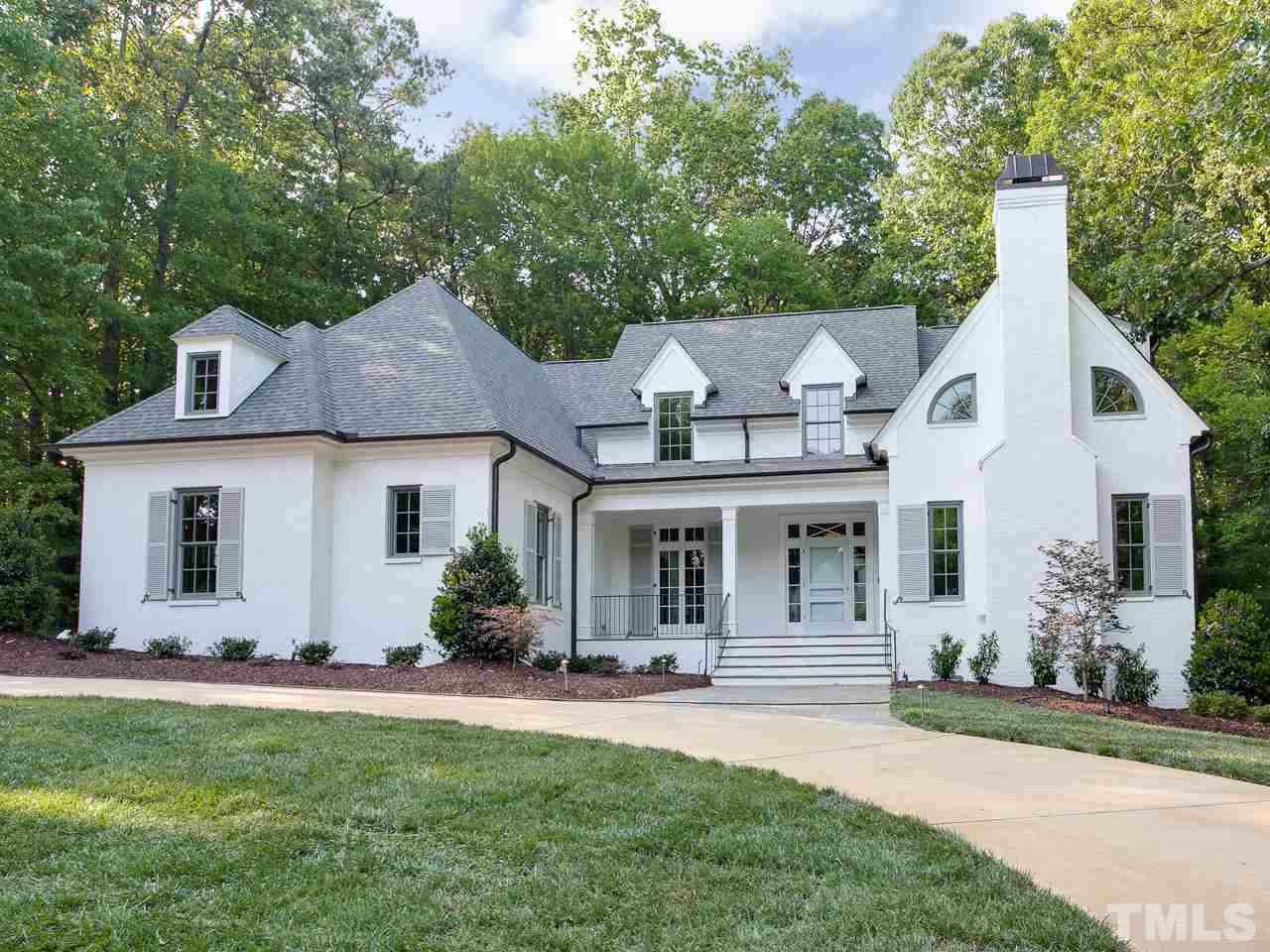 Another Stunning Creation From Award Winning DJF Builders. Full of all the exquisite details you've come to expect from a DJF creation, this home will not disappoint. From the private lot to the open sprawling floor plan, nothing has been overlooked. 1st floor owners suite, library, inspiring kitchen, charming office space, two laundry areas & the list goes on. Want to add a few extra details? This is a custom home & we welcome your buyer's input to help them make it their perfect dream home!