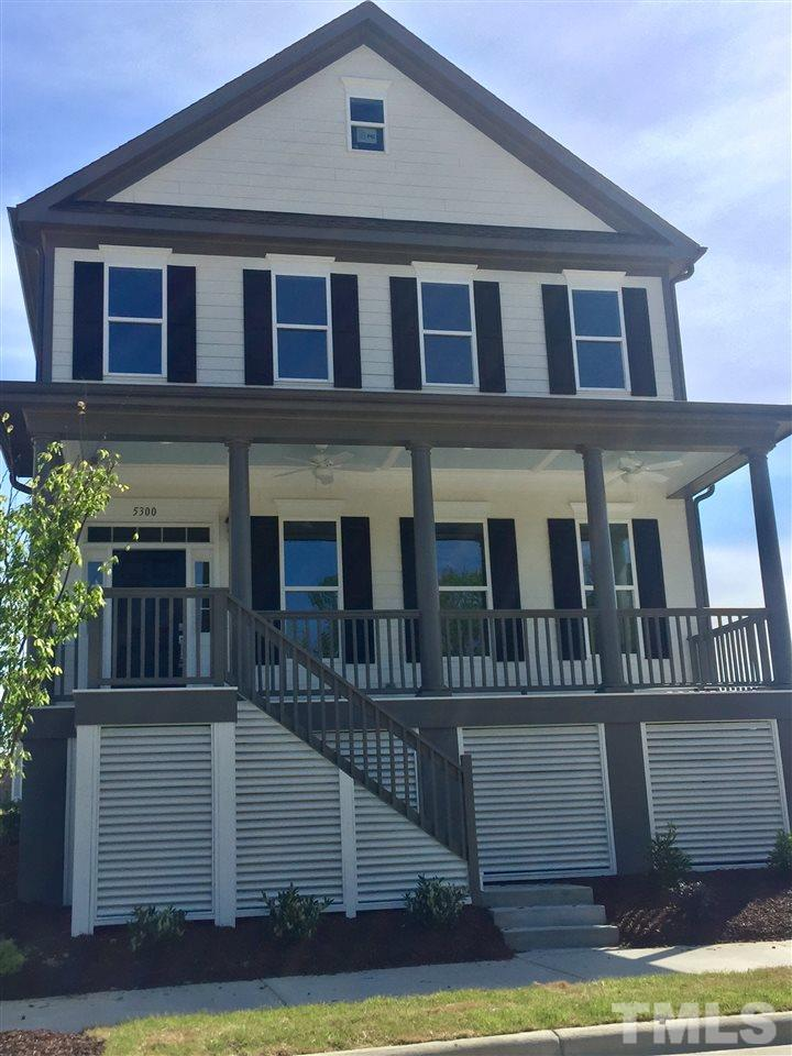 CORNER LOT/CUSTOM HOME/DOUBLE MASTER BEDROOM SUITES + 2 more bedrooms & Lg Bonus Room. SHIPLAP WALL DETAIL. EXQUISITE Chef's kitchen. TIRED OF YARD WORK? HOA mows front /back lawns & mulch. Open Family & Kitchen area. Sealed crawlspace & 3 car garage. Gorgeous, TRUE HARDWOODS on first floor, up the stairs & in Bonus Room. 10' ceilings downstairs with 8' doors. Screened porch. Awesome neighborhood amenities Pool, clubhouse, dog park, playground. Home finished approx. May 2019. Great Access to Hwy 540/401.