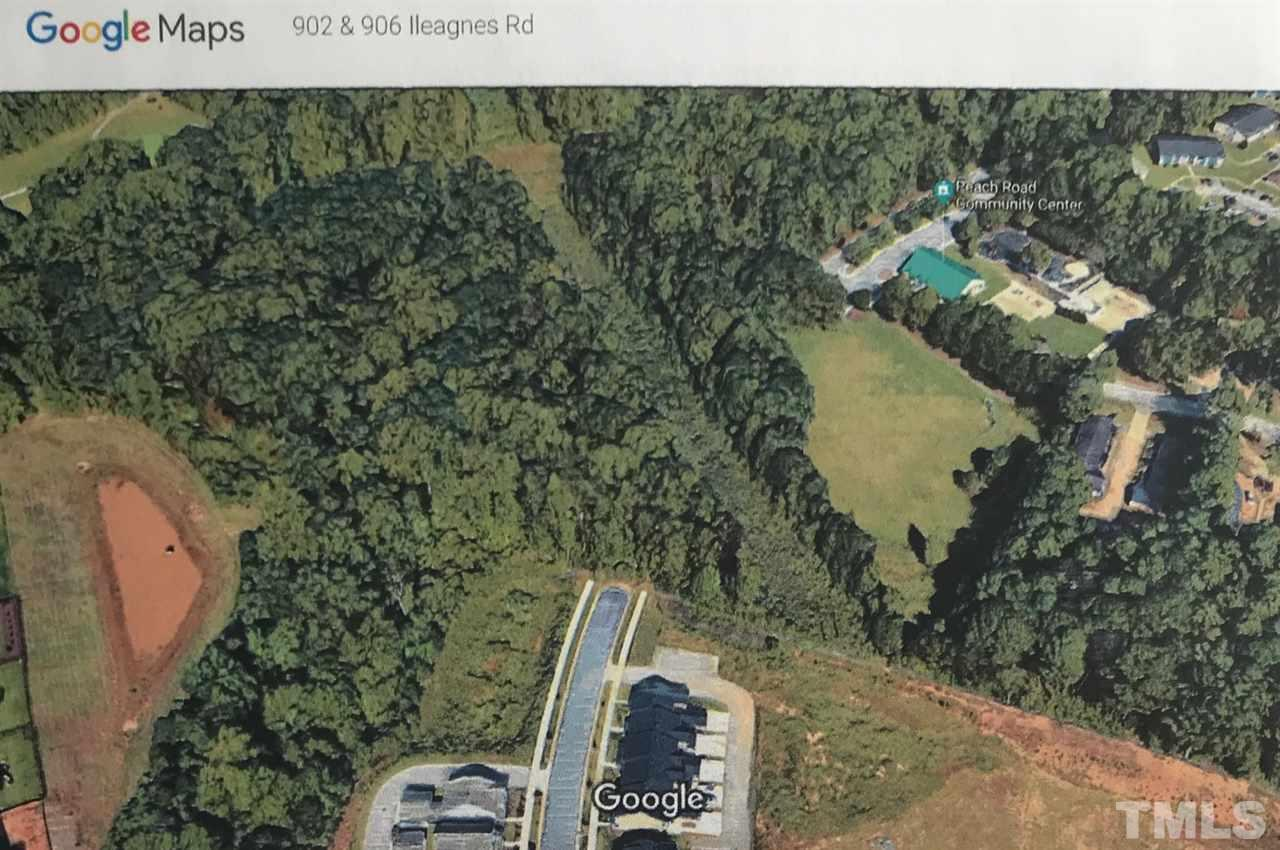 902 & 906 ILEAGNES ROAD, RALEIGH, NC 27603