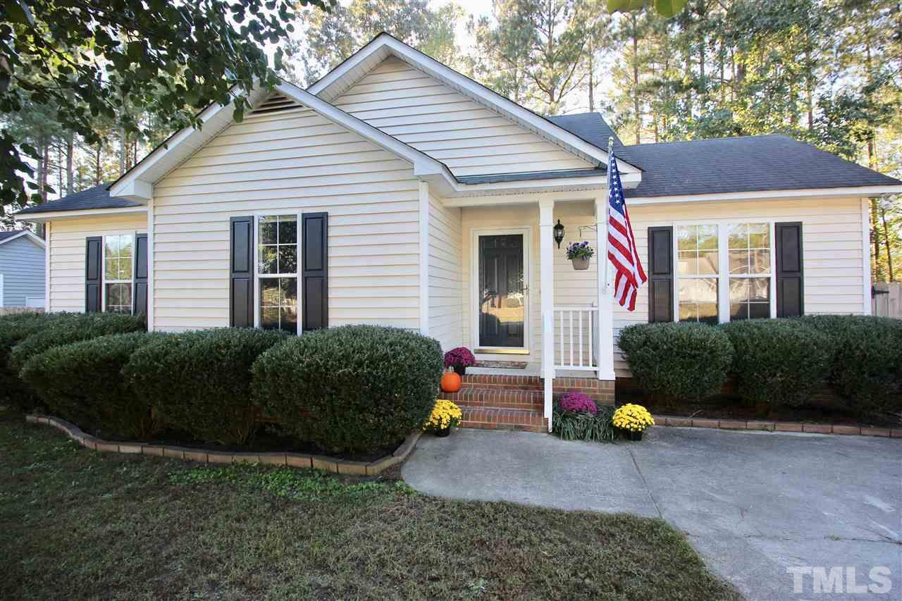 Knightdale, NC 27545. $155,000 (PENDING)