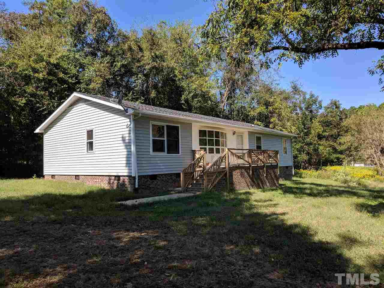 Property for sale at 979 Ronald Tharrington Road, Louisburg,  NC 27549