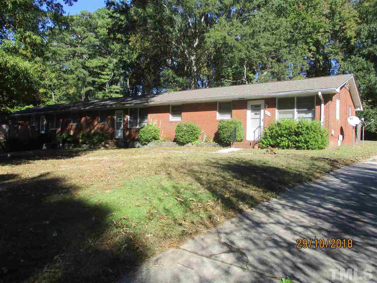 Property for sale at 4308 Batts Road, Raleigh,  NC 27604