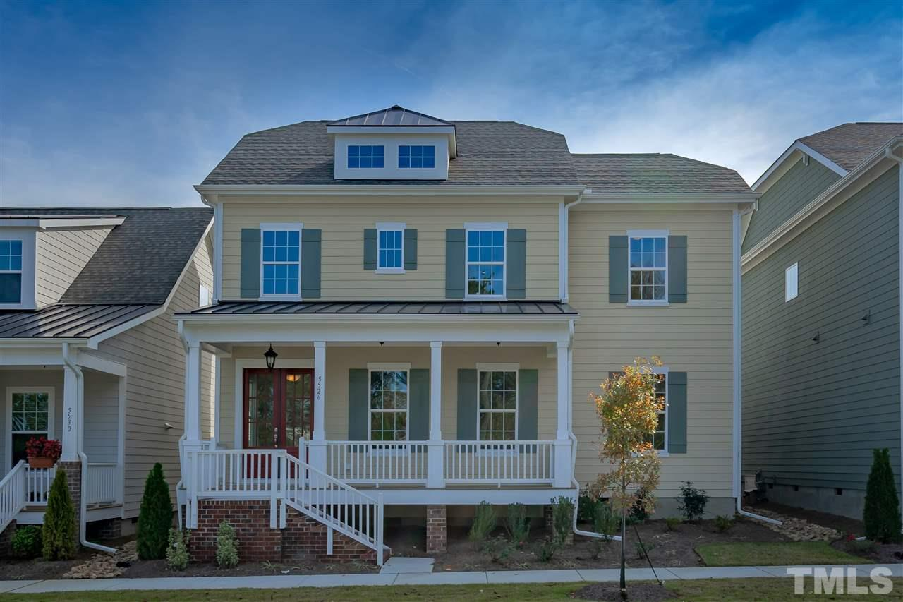 Fantastic floorplan for family and entertaining!  Corolla plan like the model home.  Master planned neighborhood with elementary and middle schools, 25 acre City Park, walking trails, shopping, restaurants, community garden, fitness park, clubhouse/pool all walking distance.