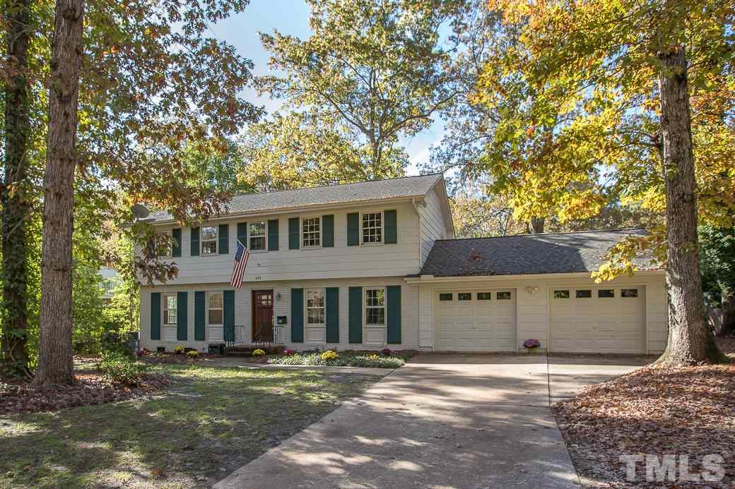Property for sale at 602 Ellynn Drive, Cary,  NC 27511