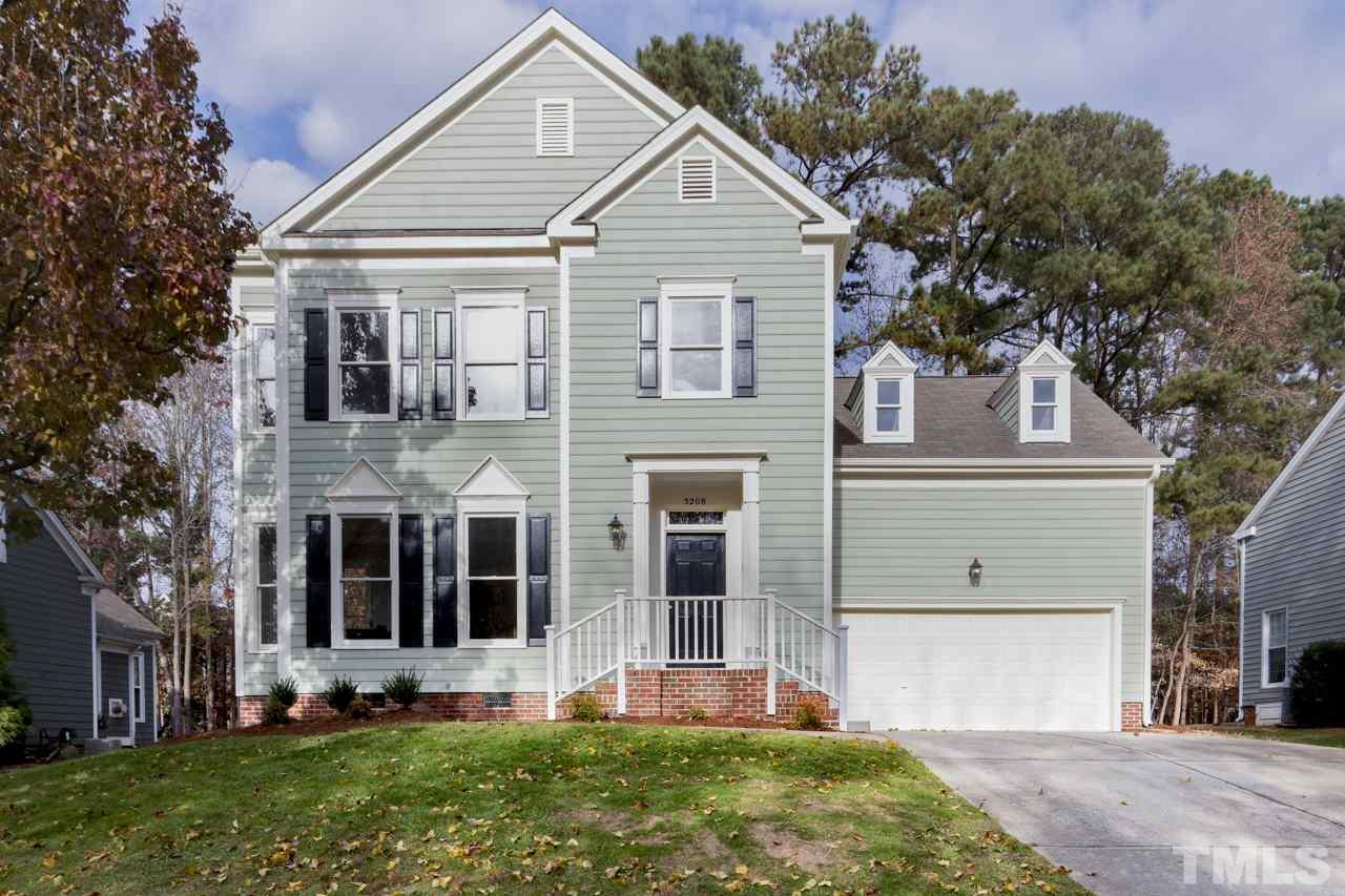 Property for sale at 5208 Covington Bend Drive, Raleigh,  NC 27613