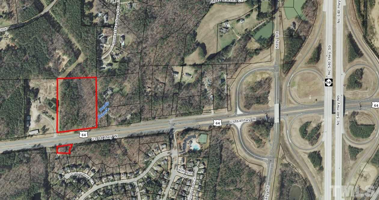 Property for sale at 2728 US 64 Highway West, Apex,  NC 27523