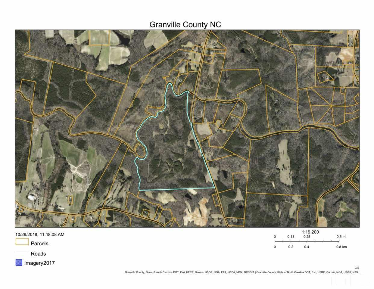 Property for sale at 3171 NC 96 Highway, Oxford,  NC 27565