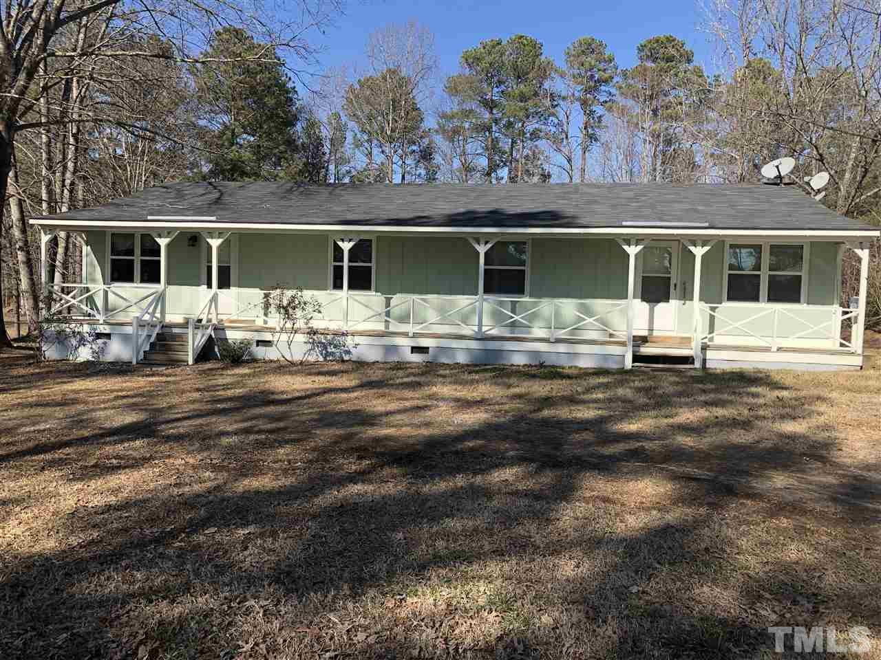 Property for sale at 622 E F Cottrell Road, Louisburg,  NC 27549