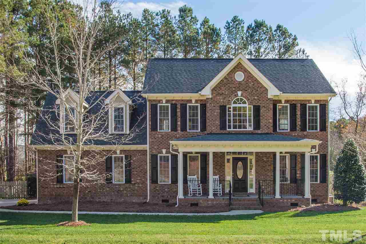 Property for sale at 1229 Turner Woods Drive, Raleigh,  NC 27603