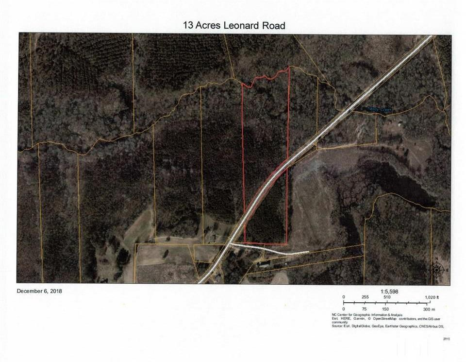 Property for sale at 0 Leonard Road, Louisburg,  NC 27549