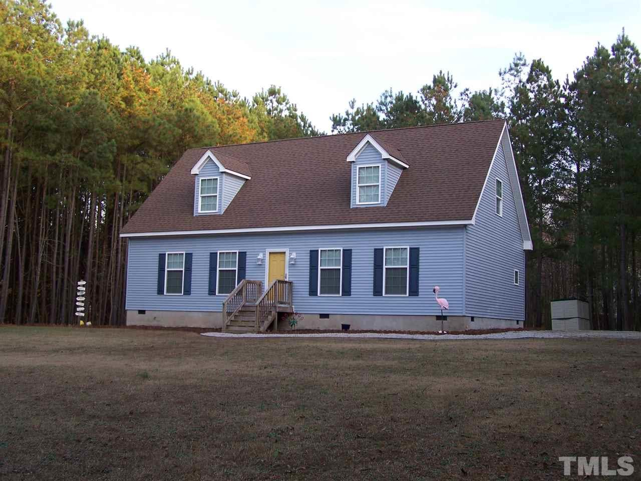Property for sale at 135 N Piney Grove Road, Manson,  NC 27553