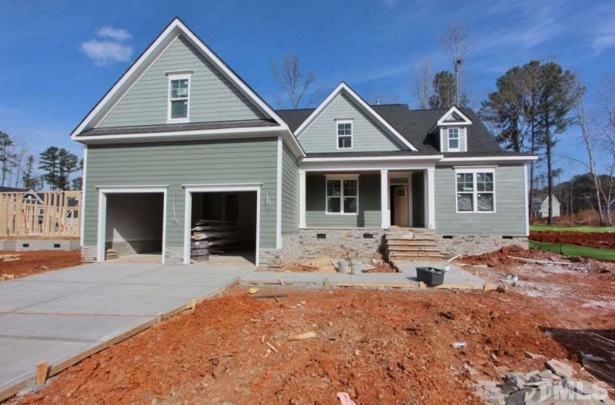 504 Horncliffe Way, Logans Manor, Holly Springs NC (Homesite 51) - $425,000