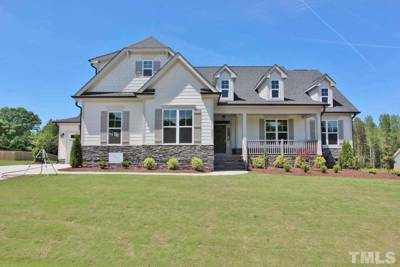2821 Oxford Bluff Drive, Oxford Hills, Wake Forest NC (Homesite 24) - $459,900