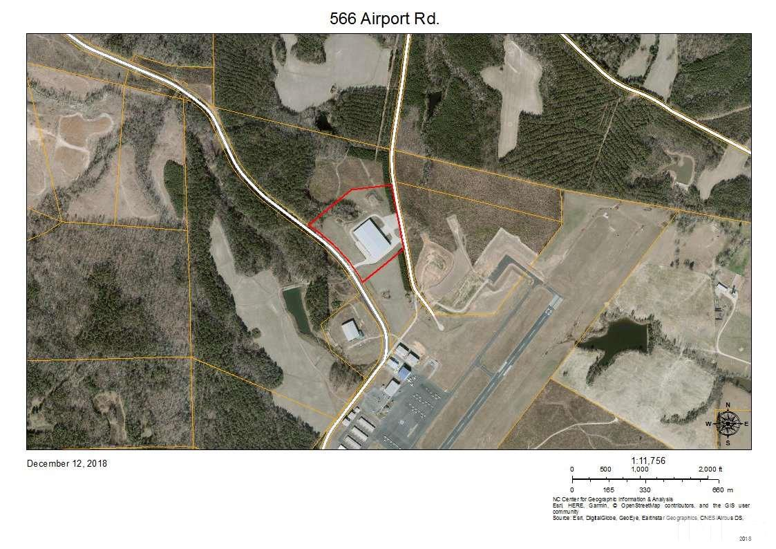 Property for sale at 566 Airport Road, Louisburg,  NC 27596
