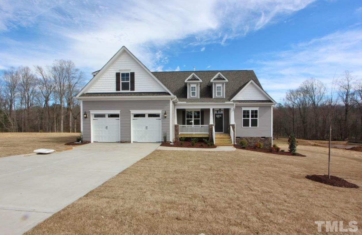 40 Oxer Drive, Falls Creek, Youngsville NC (Homesite 25) - $384,900