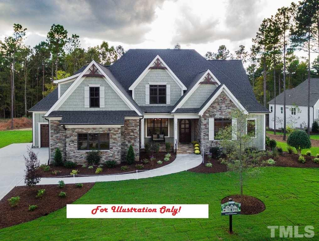 Property for sale at 1405 Feathery Lane, Wake Forest,  NC 27587
