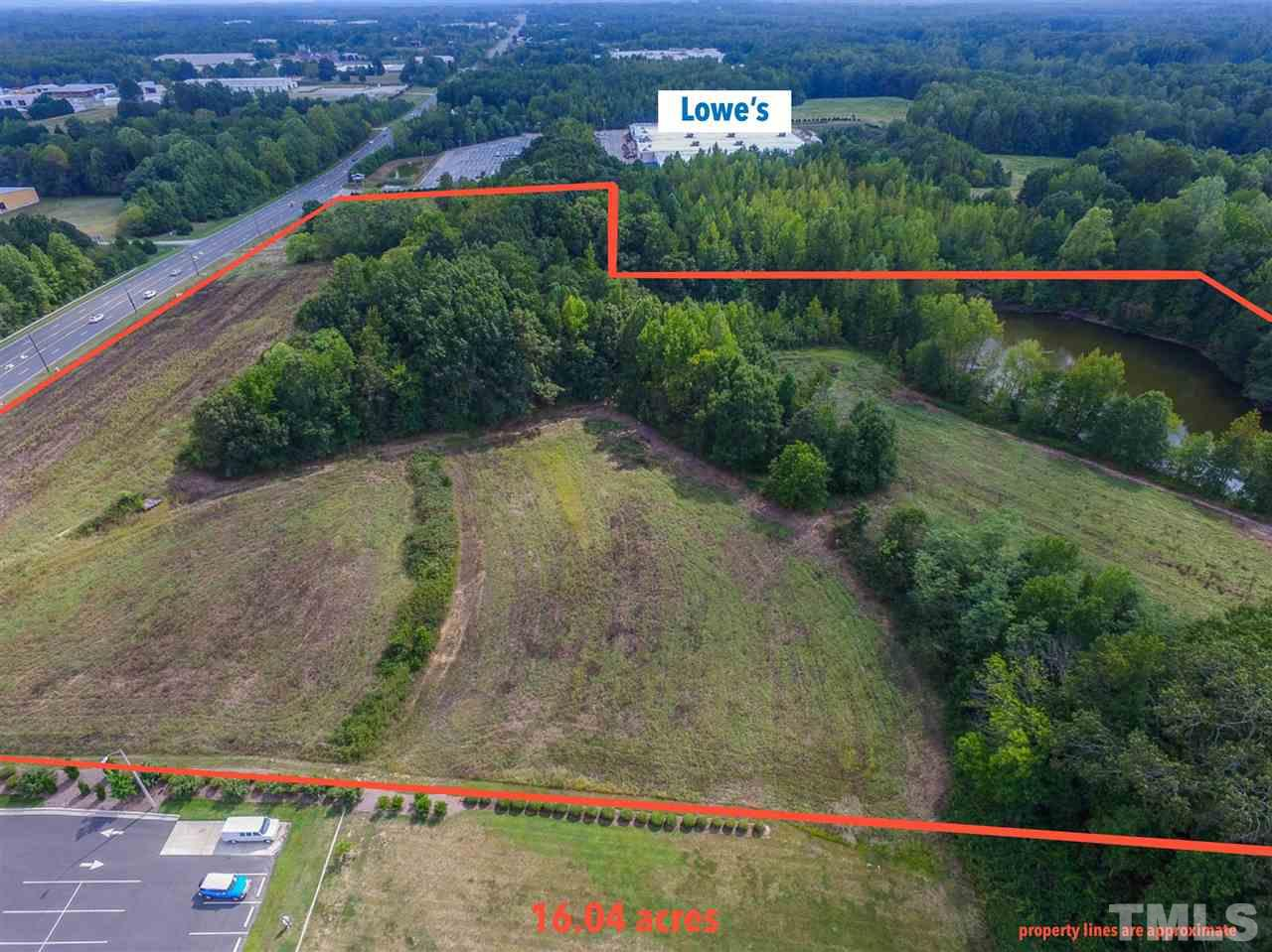 Property for sale at 16 acres Durham Road, Roxboro,  NC 27573