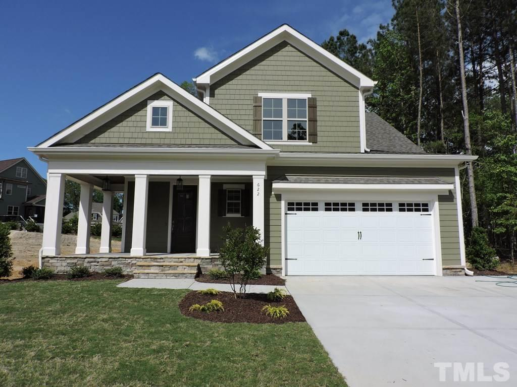 Property for sale at 622 Glenmere Drive, Knightdale,  NC 27545