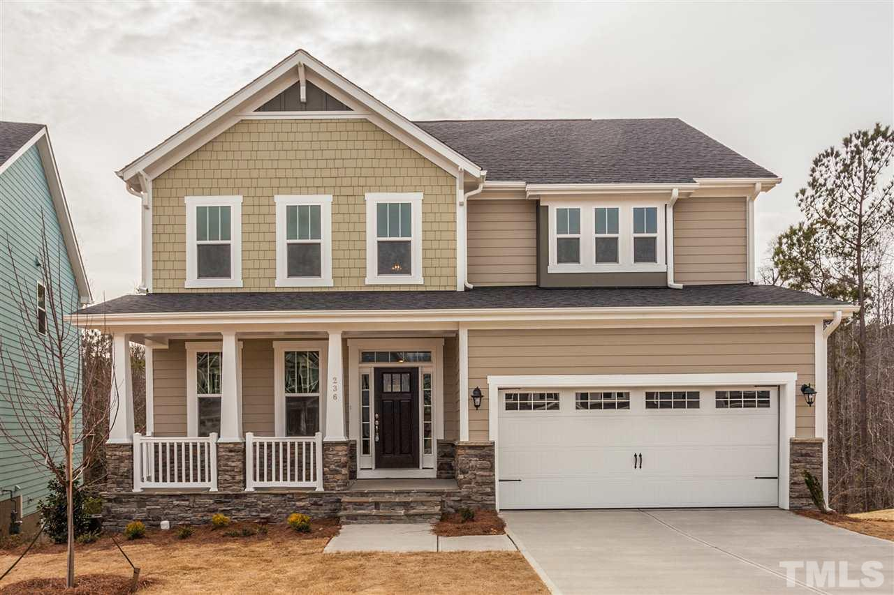 Property for sale at 236 Mystwood Hollow Circle, Holly Springs,  NC 27540