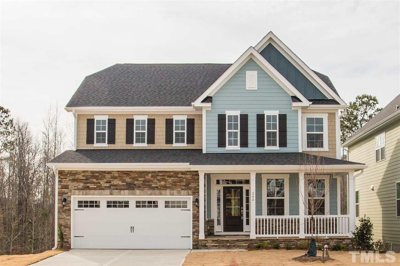 Property for sale at 240 Mystwood Hollow Circle, Holly Springs,  NC 27540