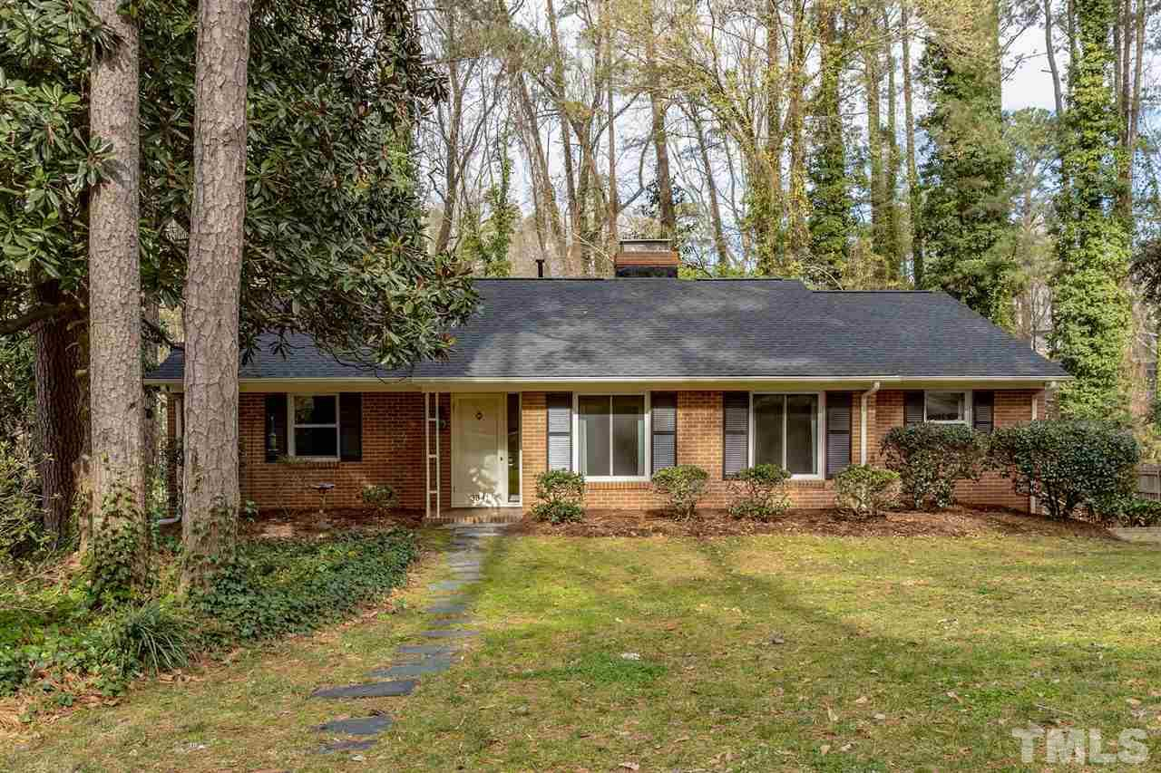 3341 COLERIDGE DRIVE, RALEIGH, NC 27609