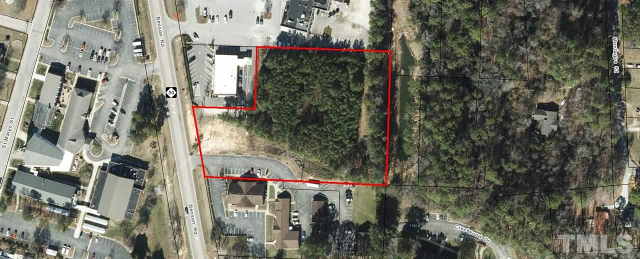 Property for sale at 0 Benson Road, Garner,  NC 27529
