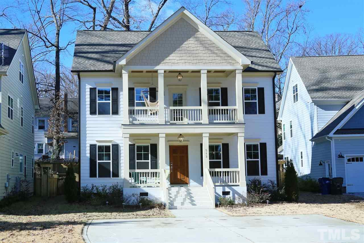 Property for sale at 513 Phelps Avenue, Raleigh,  NC 27607