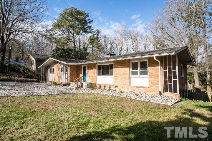 Property for sale at 1801 Fountain Ridge Road, Chapel Hill,  NC 27517