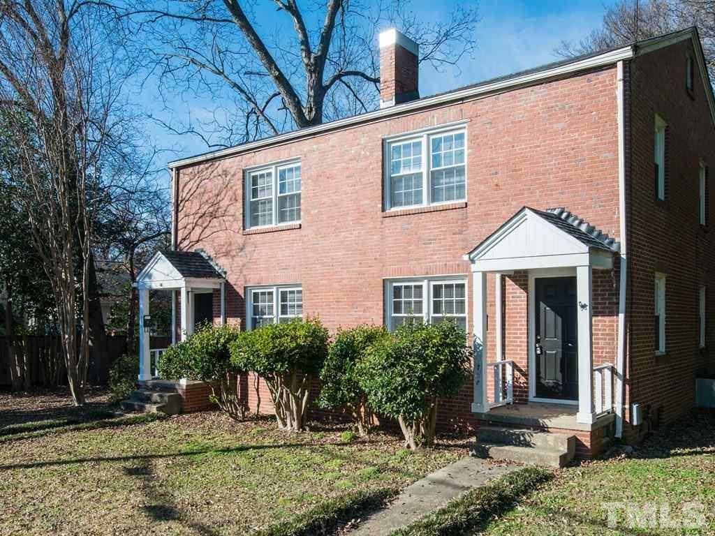 Property for sale at 708 + 710 W Aycock Street, Raleigh,  NC 27608