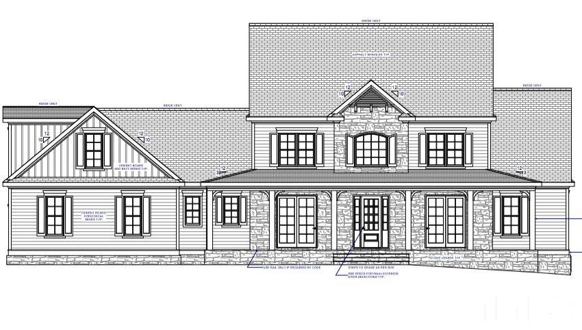 BUILD YOUR DREAM! MJ Evans Builders will Build to Suit! Permits have not been pulled- meet the Builder to build your Custom Home! Photos representative of the Builder's stunning work. Private street-only 5 homes.1+Acre cul-de-sac lot on the Apex/Cary Border.City Water/Sewer!Represented plan has In-Law Suite w/kitchenette over garage, 5 BR, elegant high-end finishes, custom masonry, farmhouse sink,under cab lights,soft-close cabs,trey & coffered ceilings,3-car garage,huge pantry,huge WIC, huge WI Pantry ++