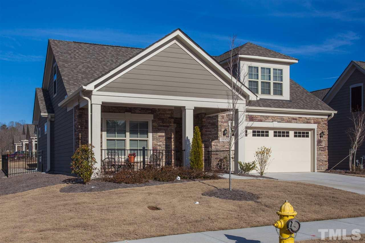 Property for sale at 1537 Fountainview Drive, Wake Forest,  NC 27587