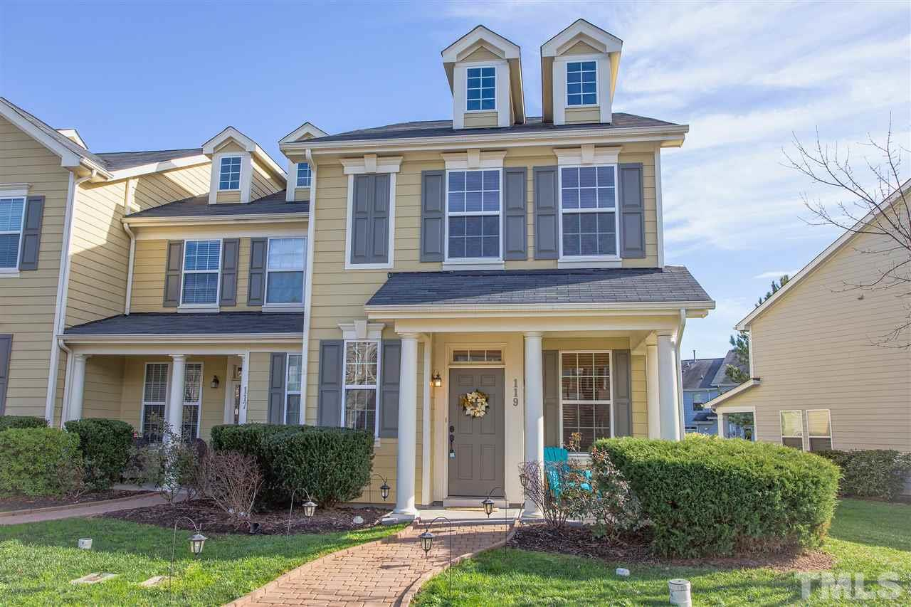 119 POINT COMFORT LANE, CARY, NC 27519