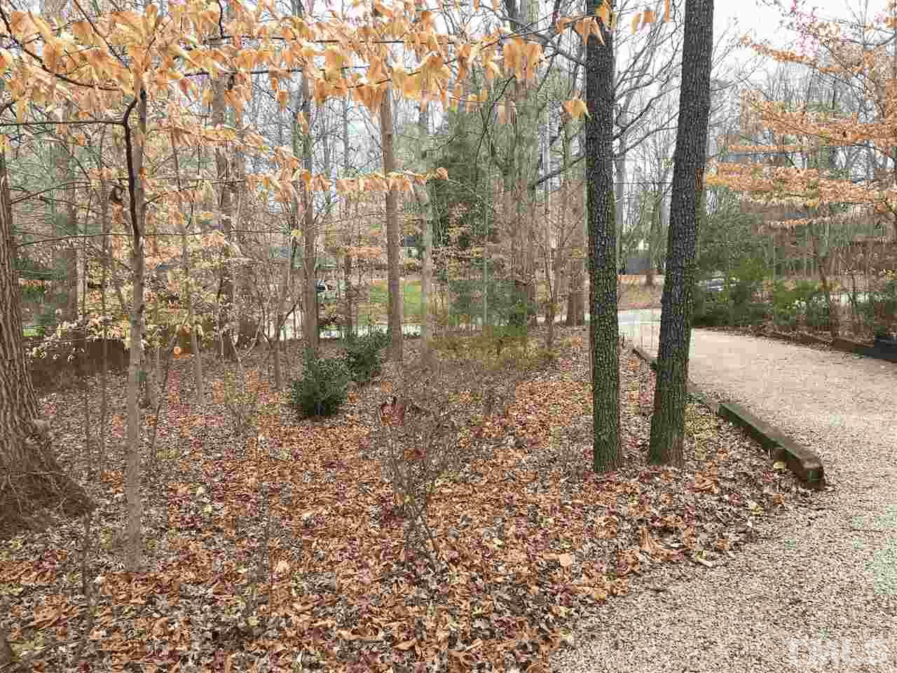 Amazing large wooded lot Inside the Beltline. Opportunity to build new in a fast growing area.  Easy access to the beltline, RDU, and Downtown Raleigh. Only 2.5 miles to the NC Art Museum and 4 miles to North Hills. Property being sold for land value. Offers will be reviewed with sellers Sunday, Feb 3 at 2pm.
