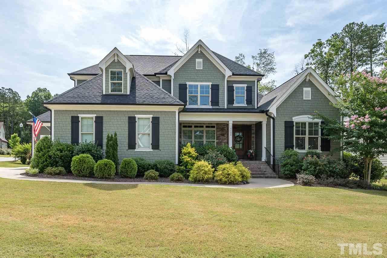 Property for sale at 5100 Granitic Drive, Rolesville,  North Carolina 27571