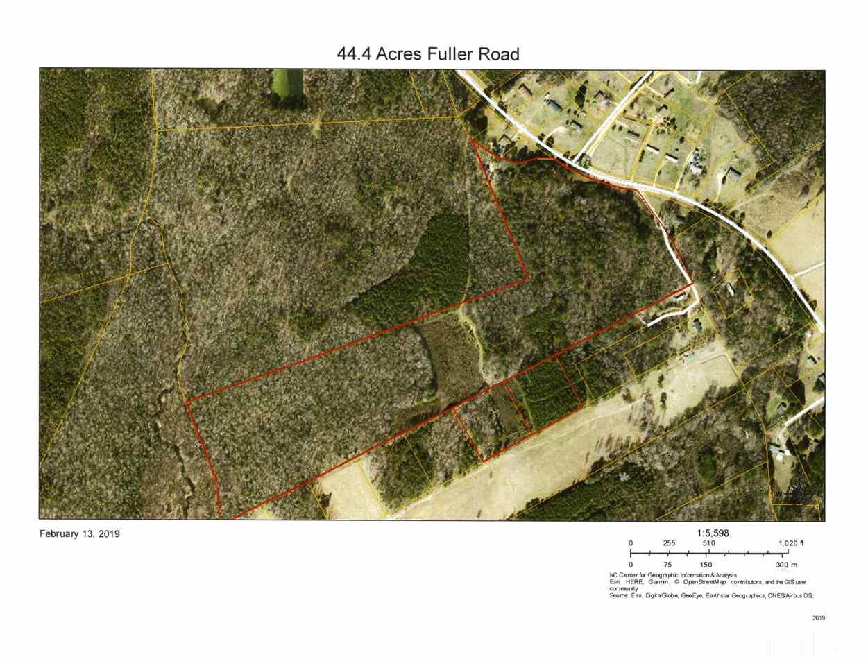 Property for sale at 794 Fuller Road, Louisburg,  NC 27549
