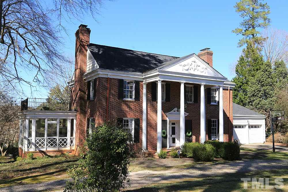 Holly Springs « Triangle Historic Homes