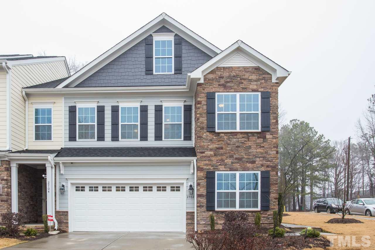Property for sale at 2702 Masonboro Ferry Drive, Apex,  NC 27502